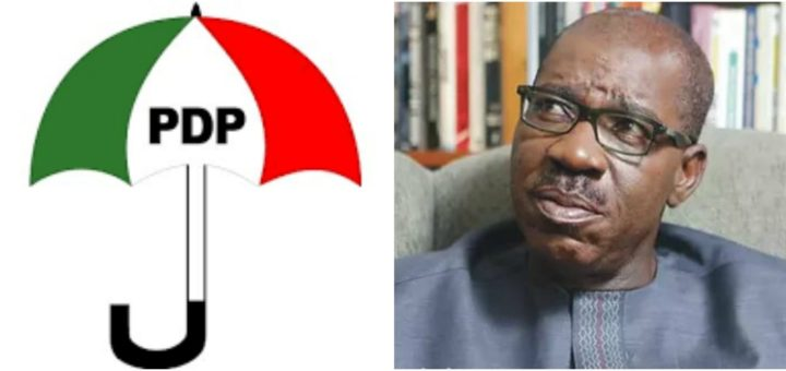 The Mistake In Obaseki's Certificate Was Caused By A Photocopier - PDP Tells Tribunal
