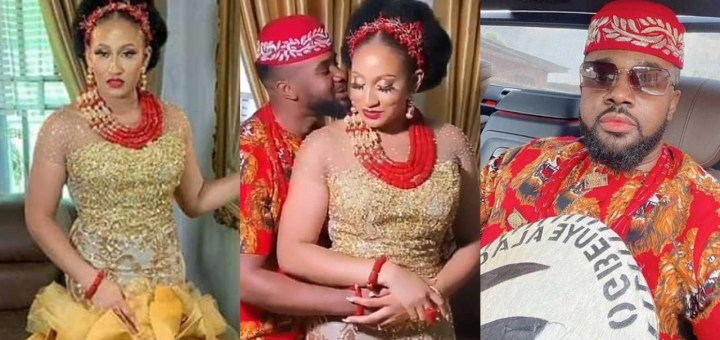 Photos & videos from actor Williams Uchemba's traditional marriage