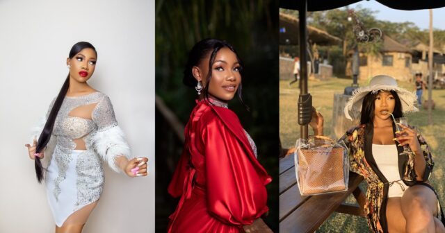 The STONE you rejected has become the CORNERSTONE - Tacha reflects on how her life changed after BBNaija disqualification.
