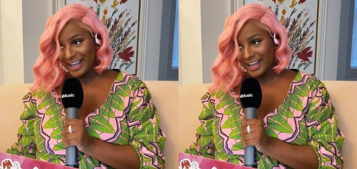 """""""I Would Have Been A Trader If Not For Music"""" - DJ Cuppy (Video)"""