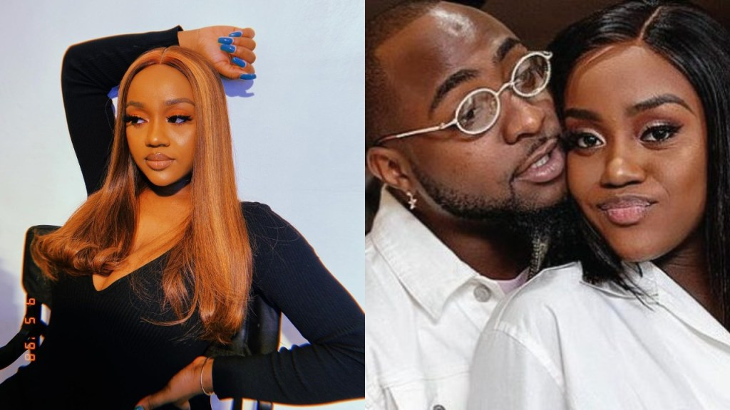 Chioma breaks silence following reports about the crashed relationship with Davido