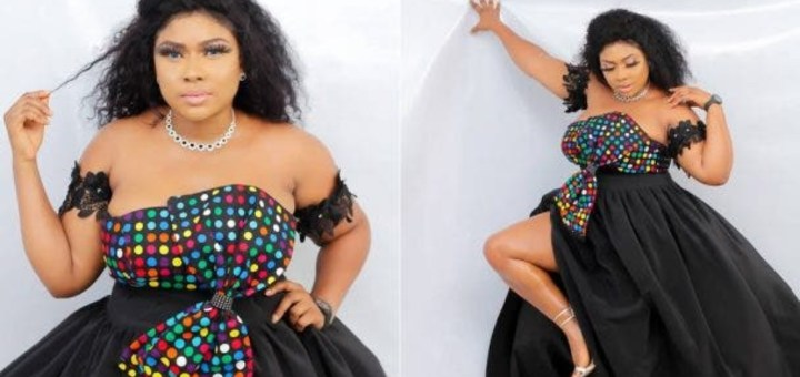 I can cope with cheating but not a stingy man - Queeneth Agbor