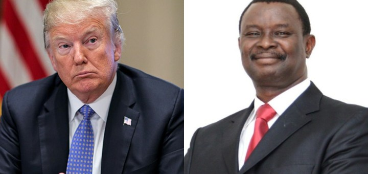 Trump should have known he was there temporarily to break the dangerous speed of Democrats, his tenure was just a short Window of Grace - Mike Bamiloye