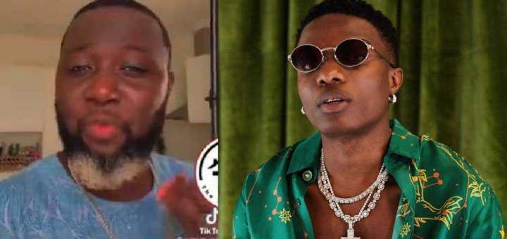 """""""Big girls rent apartments near Wizkid's house in Ghana just to be close to him"""" - Wizkid's Chef discloses (Video)"""