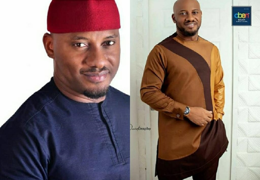 Nigeria Will Be Better If We Start Worrying About The Source Of People's Poverty - Yul Edochie Says