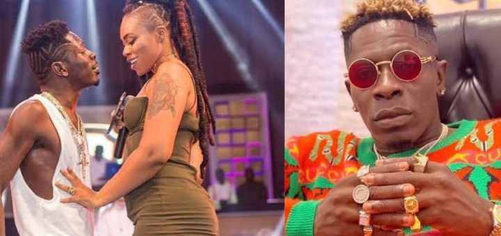 I wasted my youthful age with him - Shatta Wale's ex-girlfriend, Michy shares regret