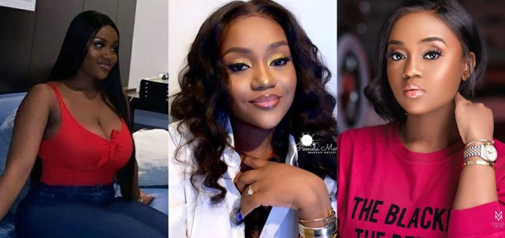 Davido's bae, Chioma has gone under the knife to increase her brea$t - Blogger Cutie Julls alleges