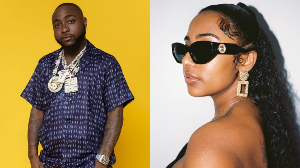 Davido sends a message after news broke on social media that he is dating an Instagram model, Mya Yafai