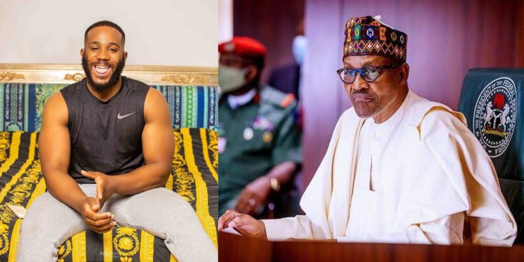 I will return to Nigeria when Buhari does - Kiddwaya reveals as he gets a Hollywood movie script