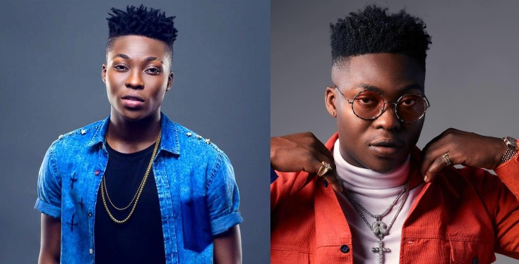 """""""My Girlfriend Stabbed My Cook For Cooking For Me"""" - Reekado Banks Reveals"""