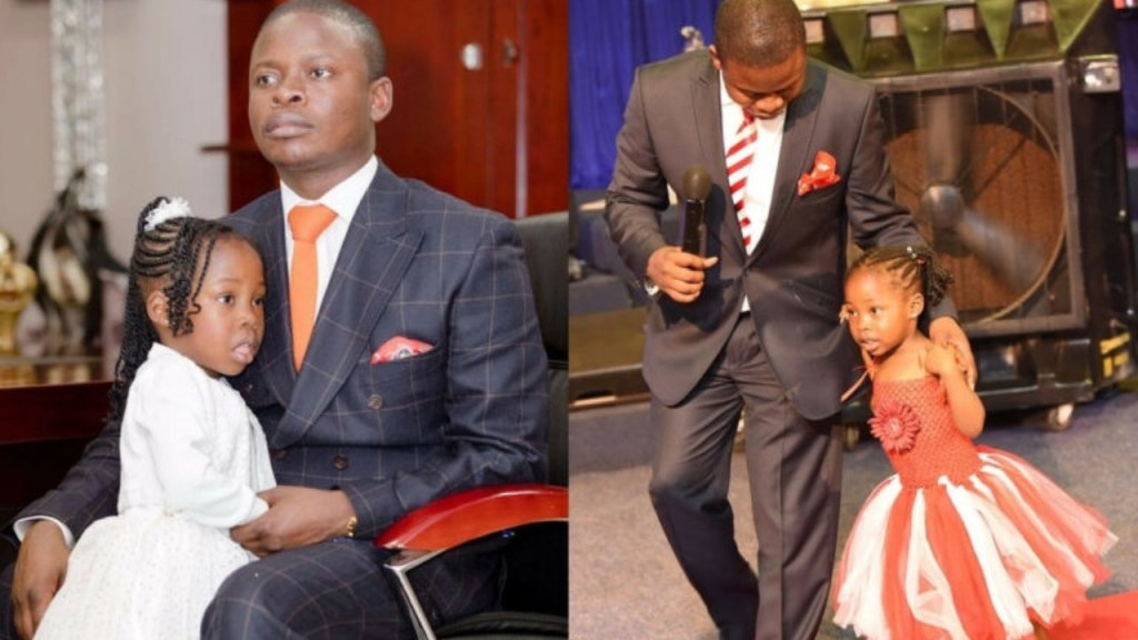 Photos from the funeral of Prophet Bushiri's late 8-year-old daughter