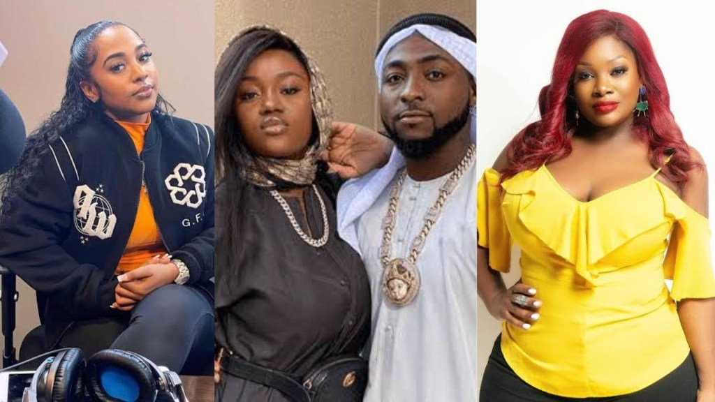 Media personality Toolz tells Chioma what to do following rumors of Davido allegedly dating American model Mya Yafai (Video)