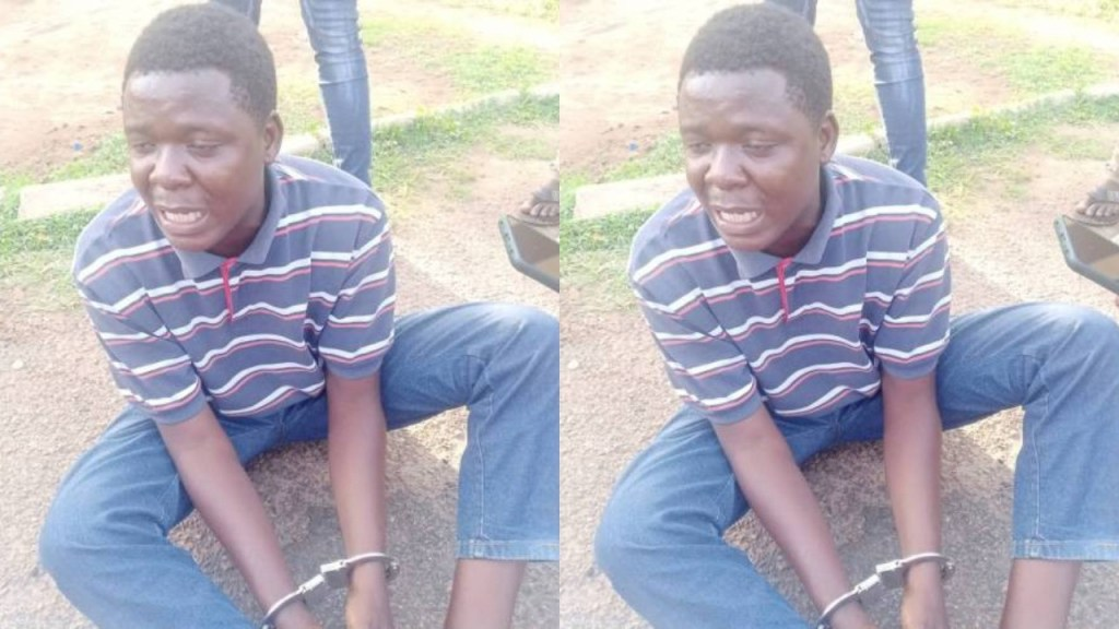 30-year-old primary school teacher arrested for sodomizing male pupils in Ibadan Oyo state