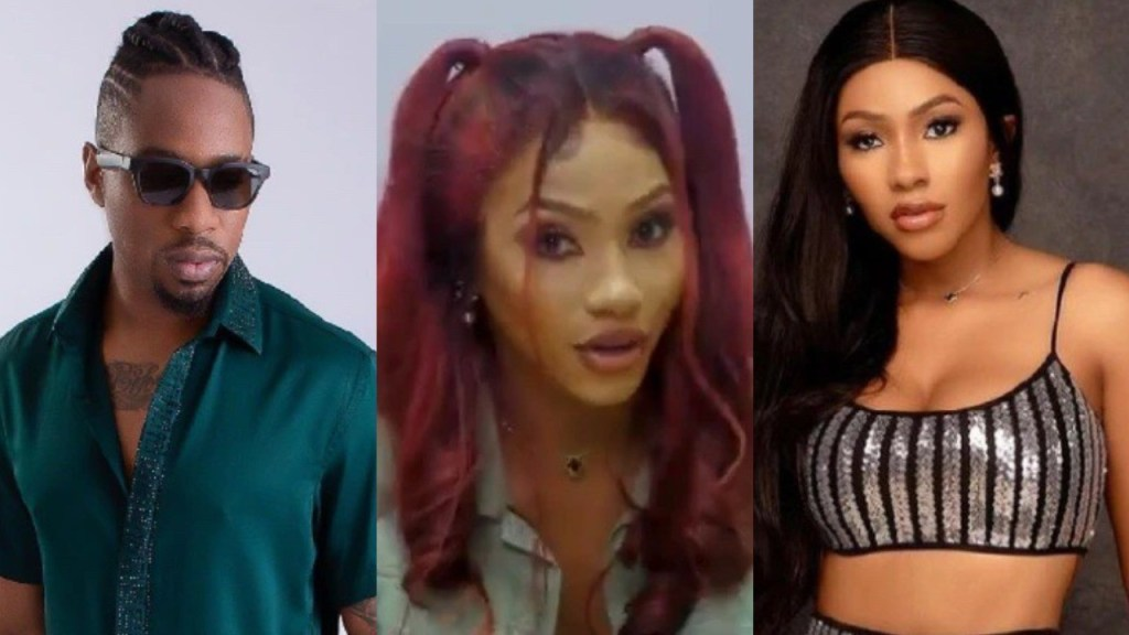 """""""We are done"""" - Mercy Eke says as she confirms her break-up with Ike (Video)"""