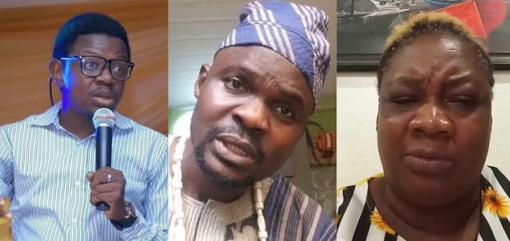 Comedian Baba De Baba tackles Princess over Baba Ijesha'sr@pecase