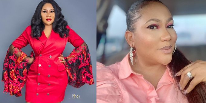 """""""97% of your side chic will abandon you when you're financially down"""" - Actress Chita Agwu advises men to invest in their wives"""