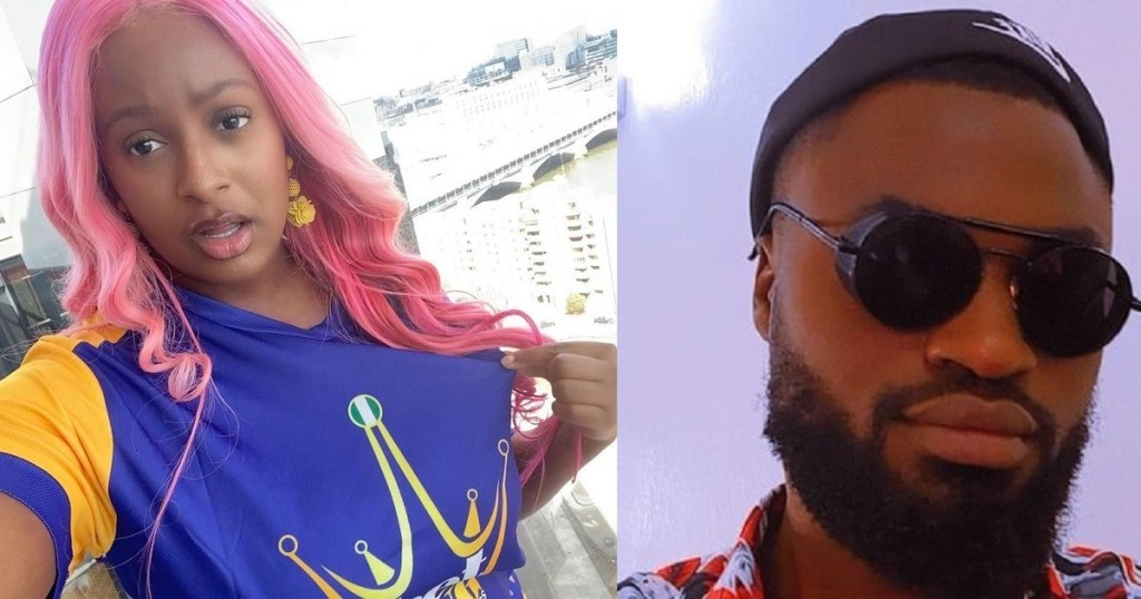 """""""If Cuppy and I get married I'm changing my surname to Otedola"""" - Man reveals"""
