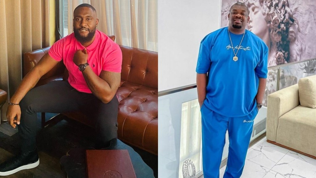 """Don Jazzy is a demon I won't be surprised if Nigerian musicians have a contract with the devil to lure souls"" - Politician Seyi Gbangbola"