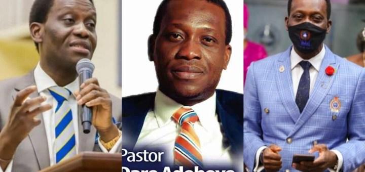 BREAKING: Pastor Adeboye's Son, Dare Adeboye dies in his sleep, aged 42.