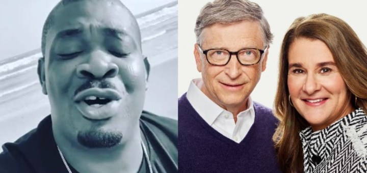 Don Jazzy reacts to Bill and Melinda Gates' divorce after 27 years of marriage