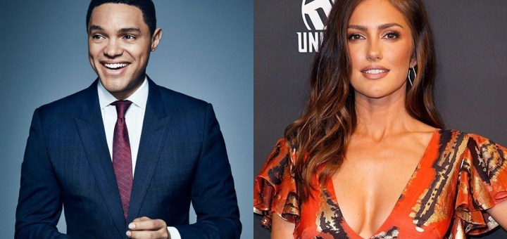 Daily Show host, Trevor Noah and Minka Kelly 'split' after dating for less than one year