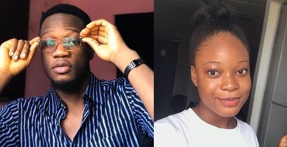 Twitter influencer Tife Fabunmi sues his ex girlfriend Sansa over rape allegation