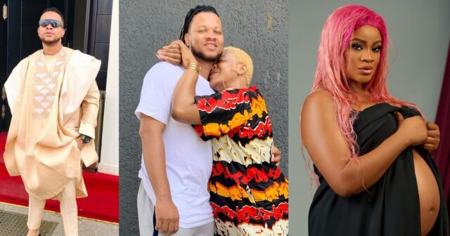 Uche Ogbodo's baby daddy, Bobby Maris, celebrates her with sweet words on her birthday
