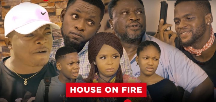 Comedy Video: Mark Angel Comedy - House On Fire (Family Show)