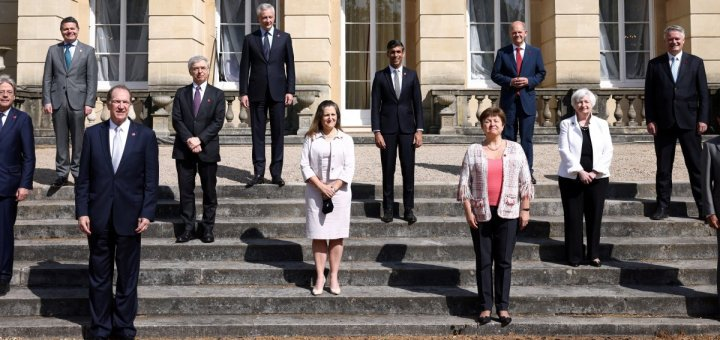 G7 Nations reach deal to increase taxing on Google, Amazon, Facebook, Twitter in Landmark Deal against Big-Tech Companies