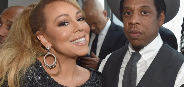 """Mariah Carey leaves Jay-Z's Roc Nation after three years following a """"Huge Fight"""" between the pair over her Future"""