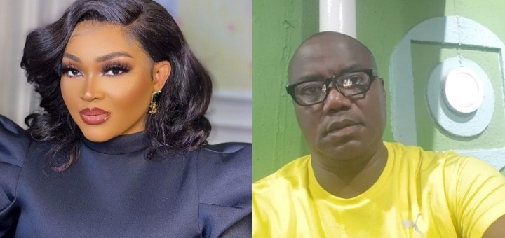 """""""The most irresponsible father award goes to my Ex-husband"""" - Mercy Aigbe blasts Lanre Gentry for being a deadbeat father"""