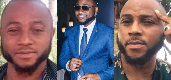 """""""I'm not Davido"""" – Filmmaker, Chima Okoroji cries out after people repeatedly mistake him for Davido"""
