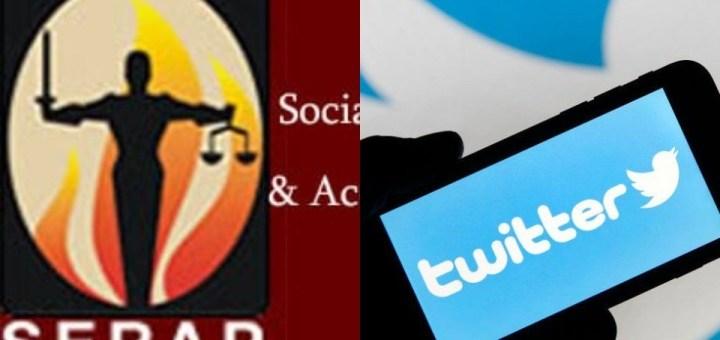 Twitter ban: SERAP wins suit against FG