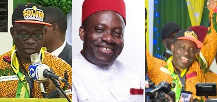 Anambra election: Soludo emerges APGA governorship candidate