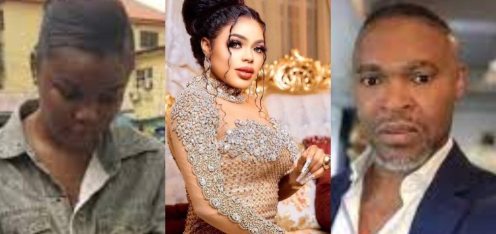 """""""This girl needs hot slap! Someone you should have kept lowkey to yourself and be chilling with his money"""" – Bobrisky reacts to murder of Super TV CEO"""