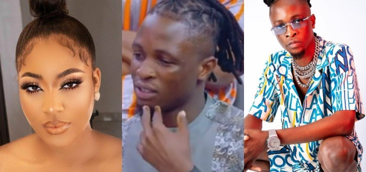 """#BBNaija Reunion""""What happened could have been avoided and would probably be mended at a point,"""" – Laycon speaks on his issue with Erica."""