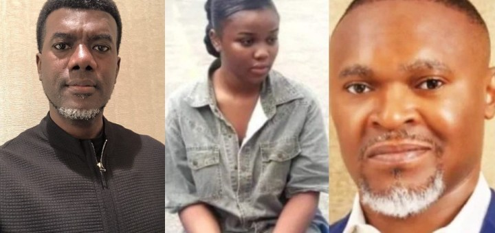 """Super TV CEO's Murder: Reno Omokri throws jabs at girls with """"Big Gods"""" as he reflects on how Chidinma ended up in a Murder Case"""