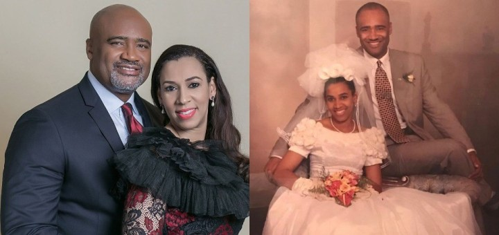 Pastor Paul Adefarasin showers Praises on wife, Ifeanyi as they celebrate their 26th Wedding Anniversary