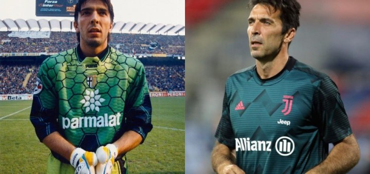 TRANSFER NEWS: Legendary Goalkeeper, Gianluigi Buffon seals dramatic return to Parma after 20 years