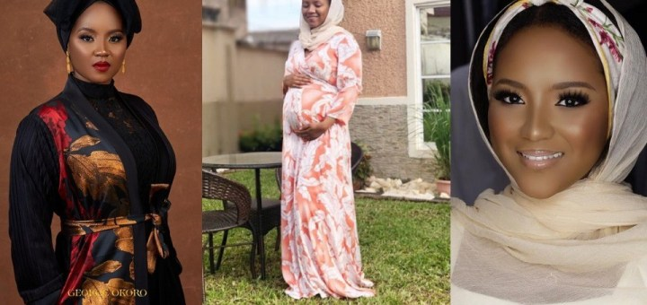 """""""I am sick of the culture here"""" - Billionaire daughter, Hauwa Indimi says a woman gave her disapproving look for sitting down to pray while pregnant"""