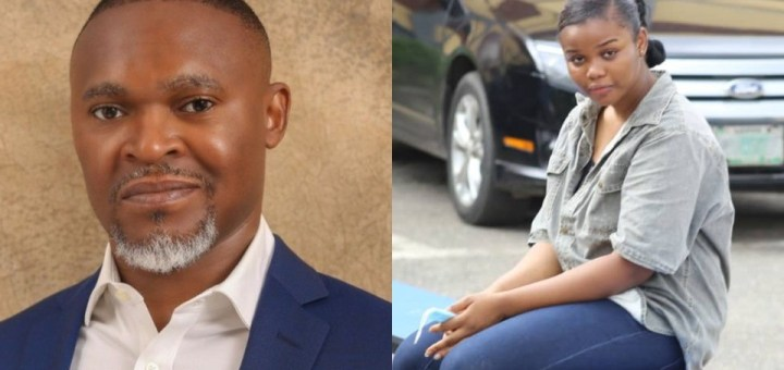 Chidinma Ojukwu recounts how she met late Super TV CEO at a Wild Party