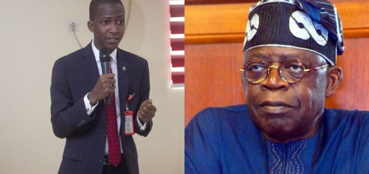 Tinubu's probe is currently ongoing - EFCC Chairman