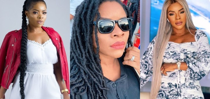"""""""Sidechics are getting richer than wives"""" - Laura Ikeji says; advises married women to Save and Invest as back up plan (Video)"""