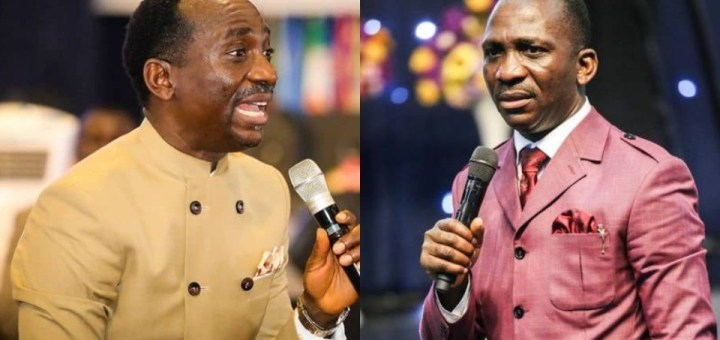 Kidnappers disguised as a bishop and a military man stormed Dunamis to trick me - Pastor Enenche
