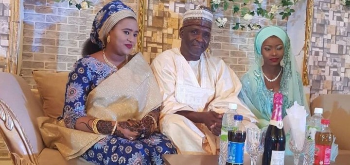 """""""She stole the bride's shine"""" - Reactions as first wife actively participates in her husband's Wedding to another Woman"""