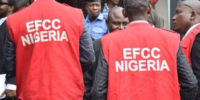 """""""We are watching and will get you anywhere anytime"""" - EFCC warns Yahoo Boys and 'shady leaders wey dey carry our money go overseas'"""