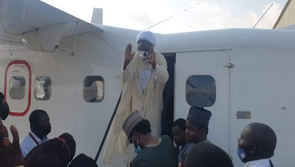 Sick El-Zakzaky's wife flown abroad after acquittal