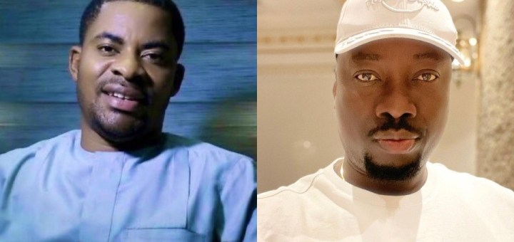 """If Obi Cubana had acted responsibly he won't need all these explanations now""- Deji Adeyanju"