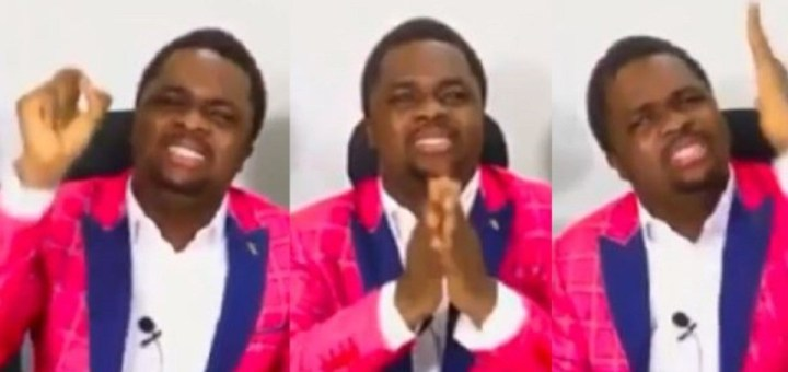"""""""Sex before marriage is not a sin, any pastor saying it's a sin is an enemy of the finished work and is not real"""" - Pastor Olakunle Beloved Jesukale (Video)"""
