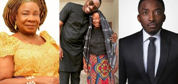 """""""She prayed to God to take her but God refused"""" - Bovi celebrates his grandmother at 81 as he recounts the tragedies she has suffered"""